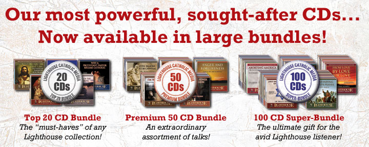 Specials on CD bundles