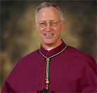 Most Rev. Earl Boyea<br />Bishop of Lansing